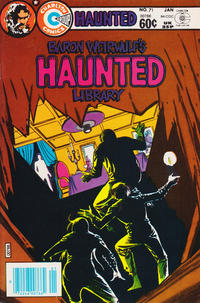 Cover Thumbnail for Haunted (Charlton, 1971 series) #71