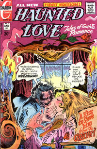 Cover Thumbnail for Haunted Love (Charlton, 1973 series) #1