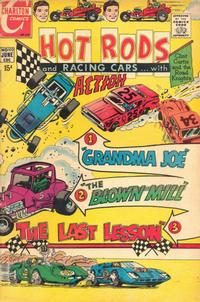 Cover Thumbnail for Hot Rods and Racing Cars (Charlton, 1951 series) #102