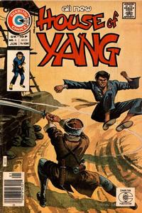 Cover Thumbnail for House of Yang (Charlton, 1975 series) #6