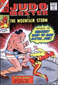 Cover Thumbnail for Judomaster (Charlton, 1966 series) #89