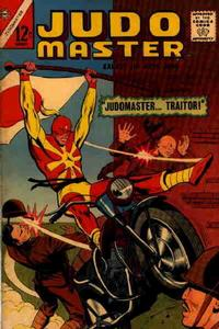 Cover Thumbnail for Judomaster (Charlton, 1966 series) #90