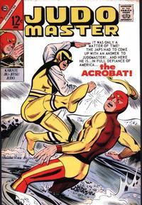 Cover Thumbnail for Judomaster (Charlton, 1966 series) #95