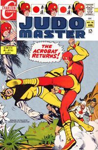 Cover Thumbnail for Judomaster (Charlton, 1966 series) #96