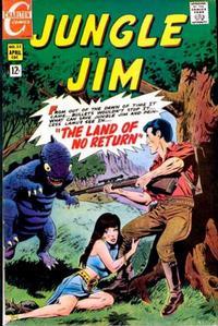 Cover Thumbnail for Jungle Jim (Charlton, 1969 series) #23