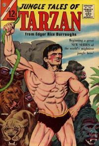 Cover Thumbnail for Jungle Tales of Tarzan (Charlton, 1964 series) #1