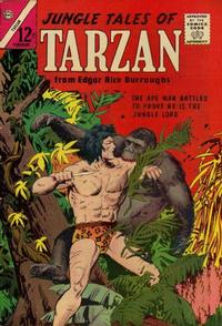 Cover Thumbnail for Jungle Tales of Tarzan (Charlton, 1964 series) #2