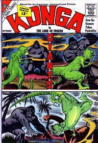 Cover Thumbnail for Konga (Charlton, 1960 series) #8