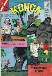 Cover Thumbnail for Konga (Charlton, 1960 series) #11