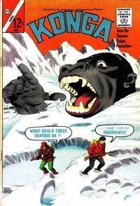 Cover Thumbnail for Konga (Charlton, 1960 series) #12