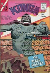 Cover Thumbnail for Konga (Charlton, 1960 series) #13
