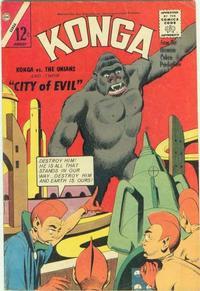 Cover Thumbnail for Konga (Charlton, 1960 series) #16