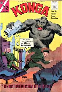 Cover Thumbnail for Konga (Charlton, 1960 series) #19