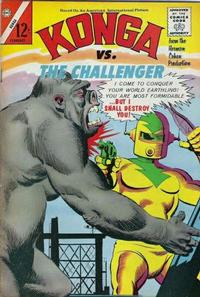 Cover Thumbnail for Konga (Charlton, 1960 series) #21