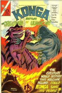 Cover Thumbnail for Konga (Charlton, 1960 series) #23