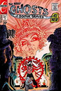 Cover Thumbnail for The Many Ghosts of Dr. Graves (Charlton, 1967 series) #42