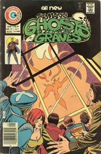 Cover for The Many Ghosts of Dr. Graves (Charlton, 1967 series) #58