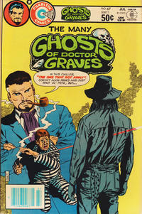 Cover Thumbnail for The Many Ghosts of Dr. Graves (Charlton, 1967 series) #67