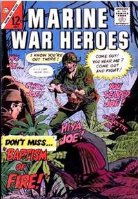 Cover Thumbnail for Marine War Heroes (Charlton, 1964 series) #14