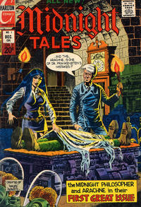 Cover Thumbnail for Midnight Tales (Charlton, 1972 series) #1