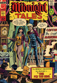 Cover Thumbnail for Midnight Tales (Charlton, 1972 series) #5