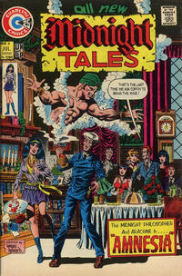 Cover Thumbnail for Midnight Tales (Charlton, 1972 series) #8