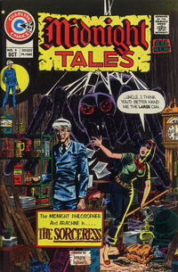 Cover Thumbnail for Midnight Tales (Charlton, 1972 series) #9