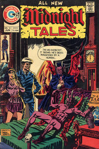 Cover Thumbnail for Midnight Tales (Charlton, 1972 series) #13