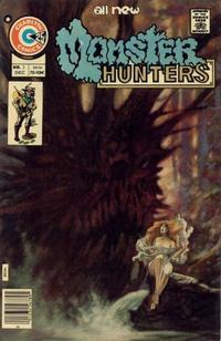 Cover Thumbnail for Monster Hunters (Charlton, 1975 series) #3