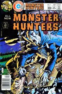Cover Thumbnail for Monster Hunters (Charlton, 1975 series) #7
