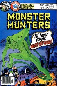 Cover Thumbnail for Monster Hunters (Charlton, 1975 series) #15