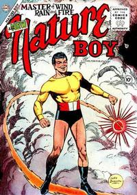 Cover Thumbnail for Nature Boy (Charlton, 1956 series) #3
