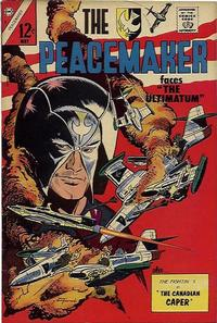 Cover Thumbnail for The Peacemaker (Charlton, 1967 series) #2