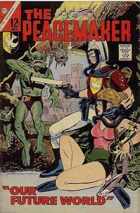 Cover Thumbnail for The Peacemaker (Charlton, 1967 series) #3