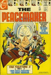 Cover Thumbnail for The Peacemaker (Charlton, 1967 series) #4