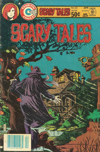 Cover Thumbnail for Scary Tales (Charlton, 1975 series) #25