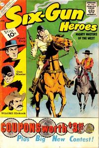Cover Thumbnail for Six-Gun Heroes (Charlton, 1954 series) #62