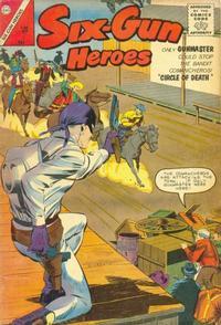 Cover Thumbnail for Six-Gun Heroes (Charlton, 1954 series) #74 [British]