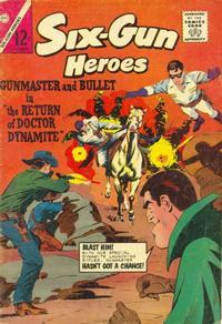 Cover Thumbnail for Six-Gun Heroes (Charlton, 1954 series) #80