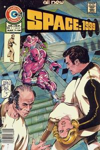 Cover Thumbnail for Space: 1999 [comic] (Charlton, 1975 series) #3