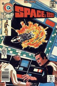Cover Thumbnail for Space: 1999 [comic] (Charlton, 1975 series) #4