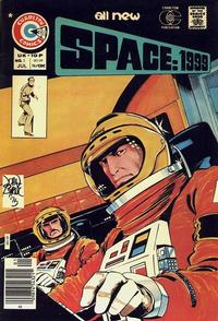 Cover for Space: 1999 [comic] (Charlton, 1975 series) #5