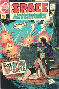 Cover Thumbnail for Space Adventures (Charlton, 1968 series) #4