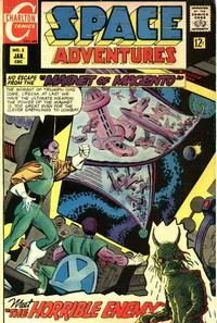 Cover Thumbnail for Space Adventures (Charlton, 1968 series) #5