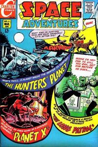 Cover Thumbnail for Space Adventures (Charlton, 1968 series) #6