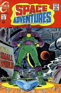 Cover Thumbnail for Space Adventures (Charlton, 1968 series) #8