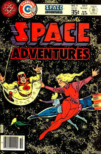 Cover Thumbnail for Space Adventures (Charlton, 1978 series) #11
