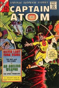 Cover Thumbnail for Strange Suspense Stories (Charlton, 1955 series) #77