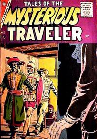 Cover Thumbnail for Tales of the Mysterious Traveler (Charlton, 1956 series) #2