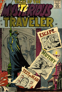 Cover Thumbnail for Tales of the Mysterious Traveler (Charlton, 1956 series) #4